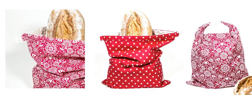 Proč vydrží pečivo v chlebokapse déle čerstvé? Jak kapsu používat a starat se o ni?